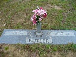 Winnie G. <i>Deere</i> Butler