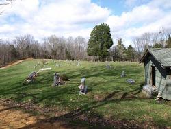 Harder Cemetery at Cedar Creek