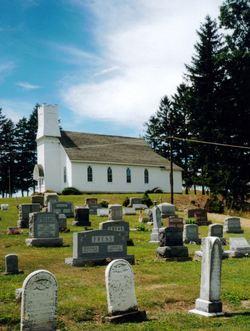 Saint James Lutheran Church Cemetery