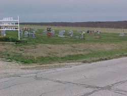 James Community Cemetery