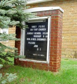 Viney Fork Cemetery