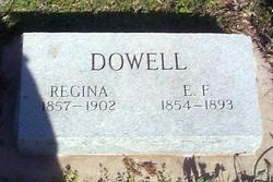 Elias Frederick Dowell