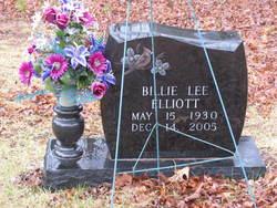 Billie Lee <i>Golden</i> Elliott