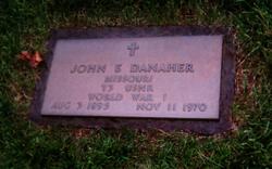 John Edward Danaher