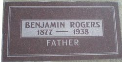 Benjamin Rogers