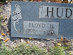 Floyd H Hudson