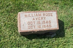 William Ross Avery