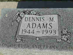 Dennis M. Adams