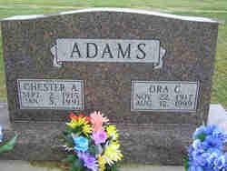 Ora C. Adams