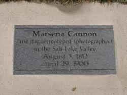 Marsena Cannon, Sr