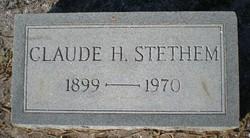 Claude Henry Stethem