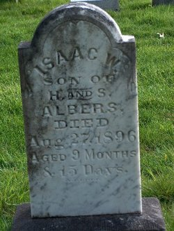 Isaac W Albers