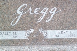 (Sgt) Terry Landford Gregg