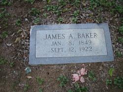 James Alexander Jim Baker