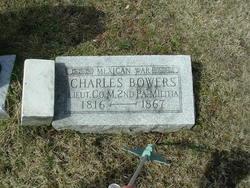 Dr Charles Bower