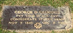 George D. Clowdus