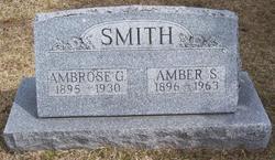 Amber S. <i>McClow</i> Smith