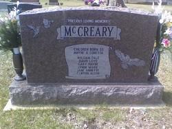 Wayne McCreary