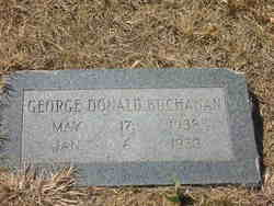 George Donald Buchanan