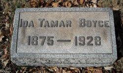 Ida Tamer <i>Park</i> Boyce