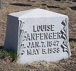 Louise <i>Schlesinger</i> Anfenger