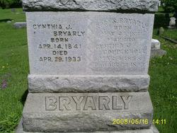 Cynthia J <i>Coppernoll</i> Bryarly