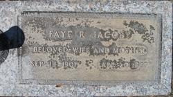 Faye R. <i>Kerr</i> Jacoby