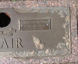 Dorothy M. <i>Piper</i> Blair
