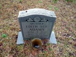 Edith Sue Adams