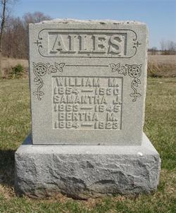 Bertha M. Ailes
