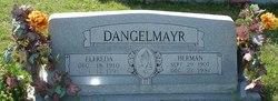 Elfreda Marie <i>Walterscheid</i> Dangelmayr