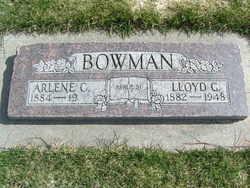 Arlene B <i>Charlton</i> Bowman