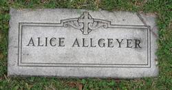 Alice <i>Ring</i> Allgeyer