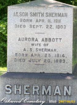 Alson Smith Sherman