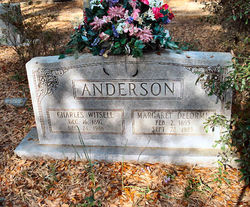Charles Witcsell Anderson
