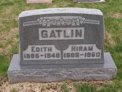 Edith <i>Tannehill</i> Gatlin