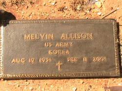 Melvin Anise Allison