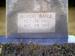 Willis Murray Baker