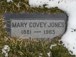 Mary <i>Covey</i> Jones