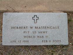 Herbert Woodrow Massengale