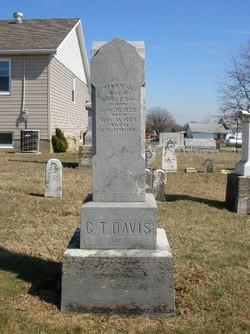 Mary Jane <i>Case</i> Davis