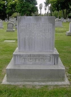 Mary <i>Fryer</i> Tufts