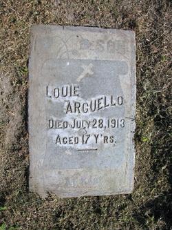 Louie Arguello