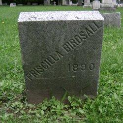 Priscilla Birdsall