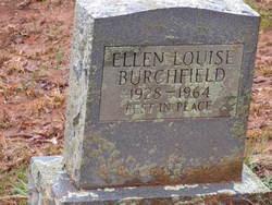 Ellen Louise Burchfield