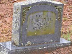 Mamie P. Burchfield