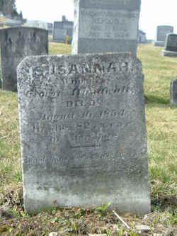 Susannah <i>Rothrock</i> Hanawalt