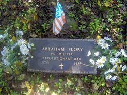 Abraham Flory, Sr