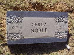Gerda Leni <i>Figelski</i> Noble
