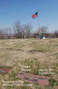George W Masters, Sr
